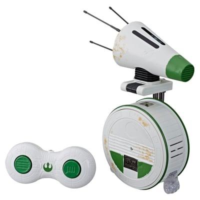 Star Wars - Droïde D-O télécommandé roulant avec sons