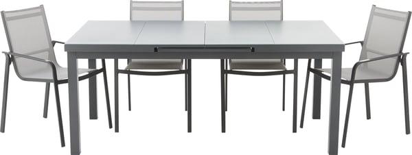 Table à rallonge JERSEY II, 180/240 cm