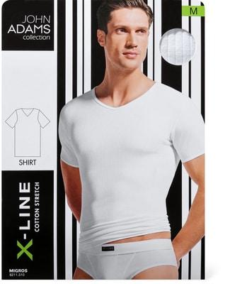 SHIRT HOMMES X-LINE blanc