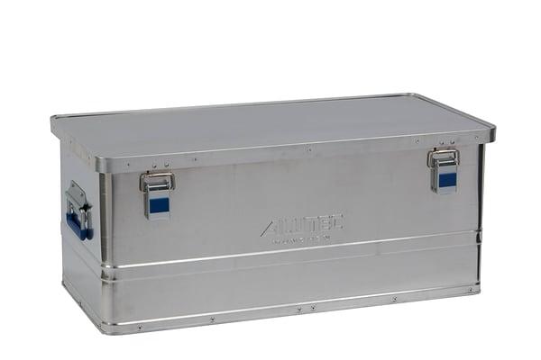 Alutec Baule in alluminio BASIC 80 0.8 mm
