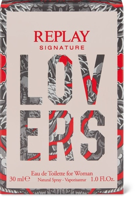 Replay Signature Lovers for her EdT