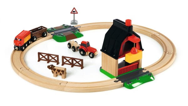 Brio Bauernhof Set Bahn