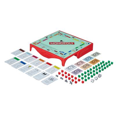 Monopoly Reisepiel (D)