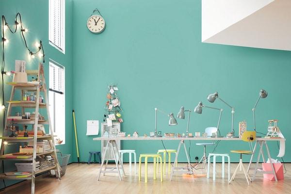 Schöner Wohnen Trend Wandfarbe matt Frozen 1 l