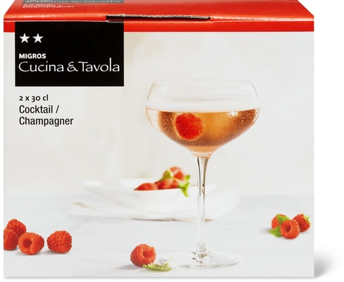 Cucina & Tavola Cocktail-/Champagnerglas