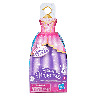 Disney Princess Styling Surprise Bambole