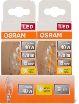 Osram LED Retrofit CLASSIC BW 40 2700K E14