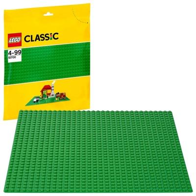 LEGO Classic La plaque de base verte 10700