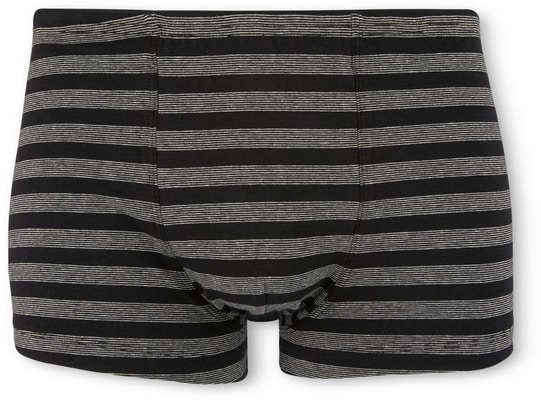 SHORT UOMO 2PCS PACK nero