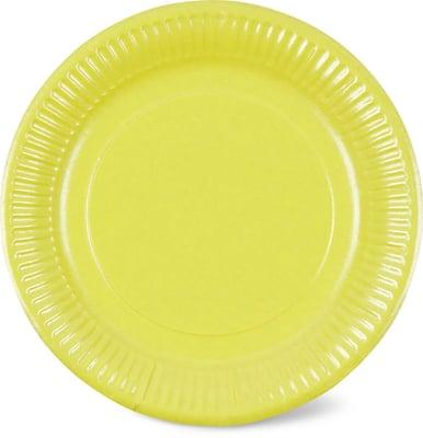 Cucina & Tavola Piatti di cartone colorati, 50 pezzi