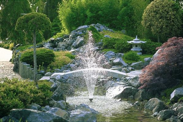 Aquarius Set 1000 Pompa per fontana