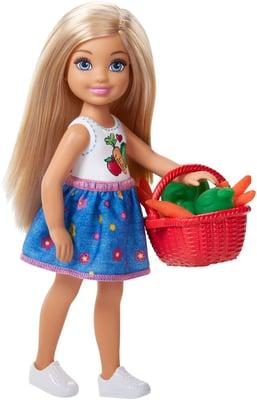 Barbie Frh75 Cooking/Baking Vegi Garten