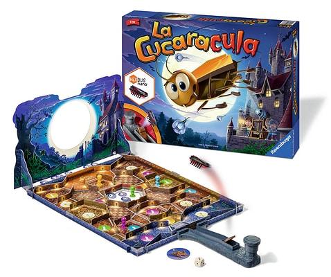 Cucaracula Gesellschaftsspiel