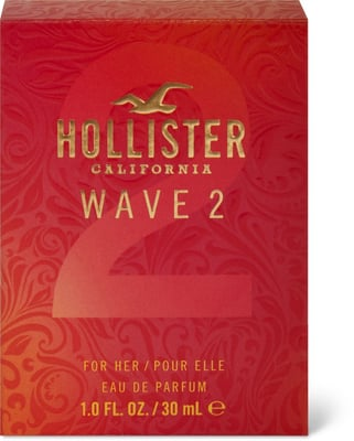 Hollister Wave 2 For Her EdP