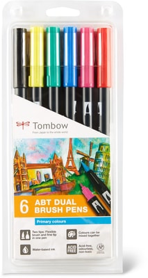 Stabilo Tombow Dual Brush Pen