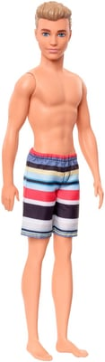 Barbie GHW43 Beach Ken Stripes