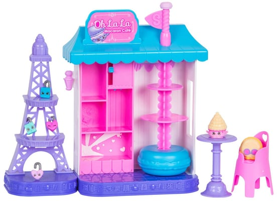 Shopkins S8 World Vacation Europe Playse
