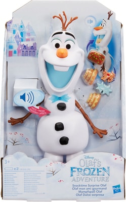 Snacktime Surprise Olaf Disney Frozen