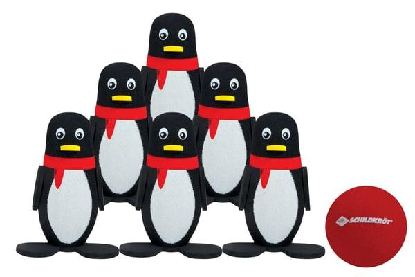 Schildkröt Pinguin Sport