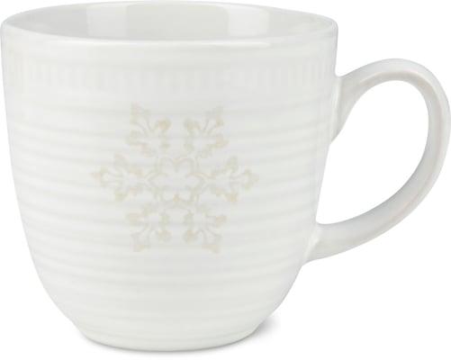 Cucina & Tavola Tasse mit Schneesternsujet
