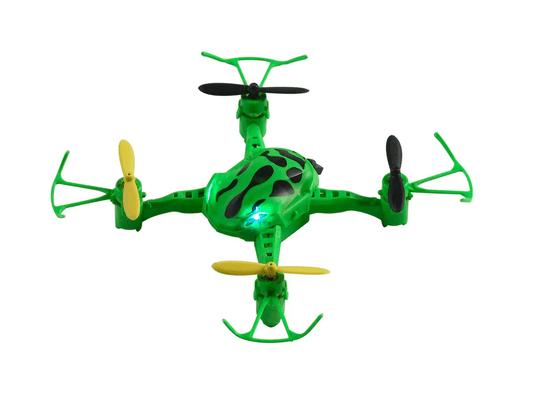 Revell RC Quadrocopter Froxxic verde Giocattoli telecomandati