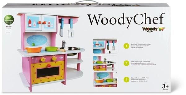 woody holzk che mit zubeh r fsc migros. Black Bedroom Furniture Sets. Home Design Ideas