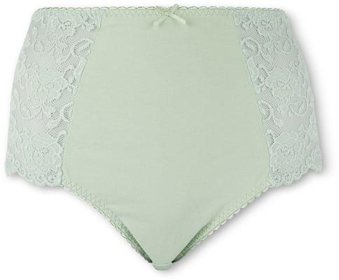 Damen Slip Maxi mint