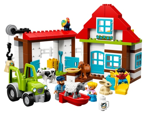Lego Duplo Ausflug auf den Bauernhof 10869