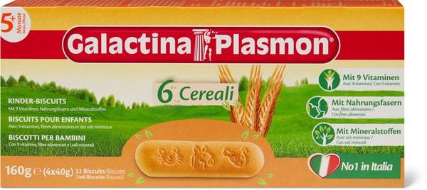 Galactina Plasmon 6 Cereali