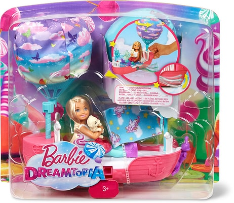 Barbie Magica Chelsea con Nave Sogni