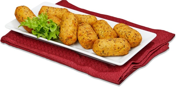 YOU croquettes pois chiches chia