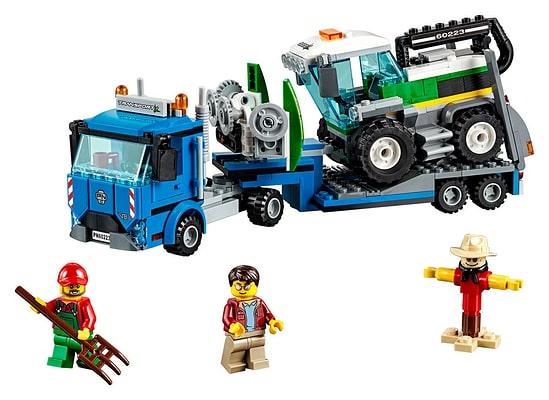LEGO City 60223 Le transport de