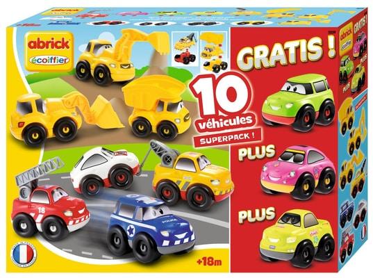 Lot de Véhicules Miniatures