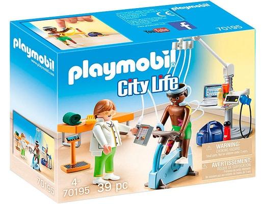 PLAYMOBIL® 70195 Kinésithérapeute