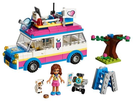 Lego Friends 41333 Vehicule De Mission