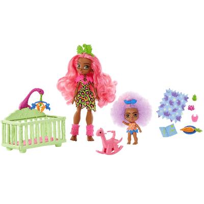 Mattel Cave Club GNL92 Puppen-Spielset Set di bambole