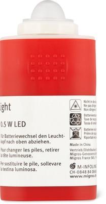 Battery Light LED