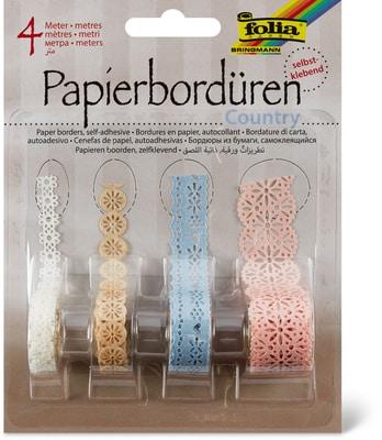 Folia Bringmann Bordures en papier