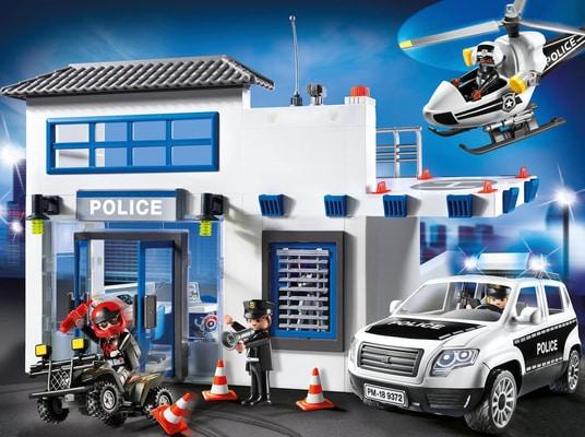 Playmobil Polizeistation