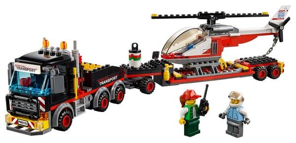 Lego City 60183 Trasportatore