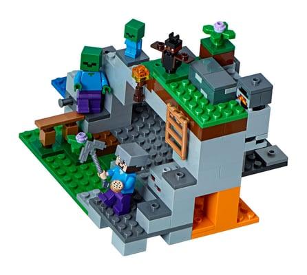 Lego Minecraft 21141