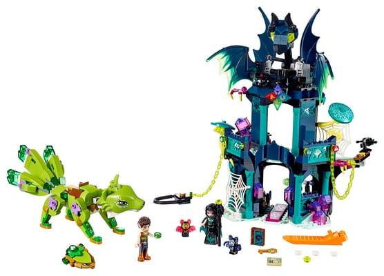 Lego Elves 41194 Salvataggio Della Volpe