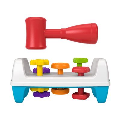 Fisher-Price Banco di Lavoro Set di giocattoli