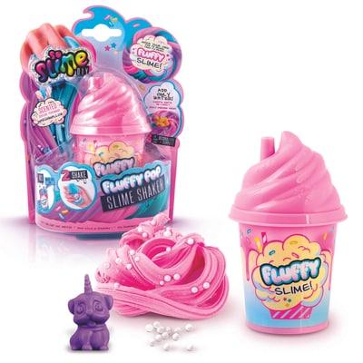 Slime Shaker Fluffy Modelieren