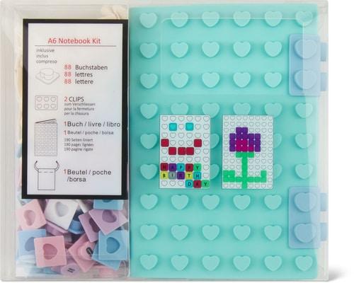 Papeteria Notizbuch Lego A6
