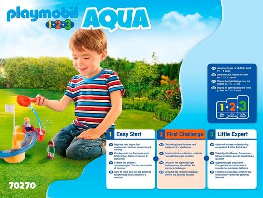 PLAYMOBIL® 70270 Toboggan Aquatique