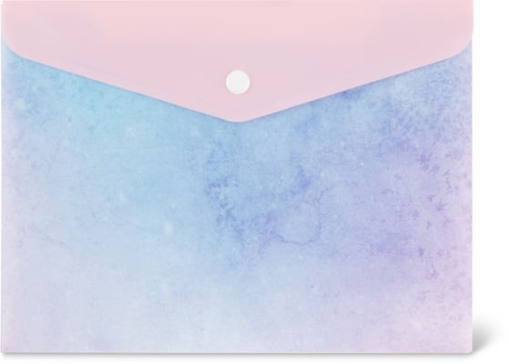 Papeteria Pastell Dokumentenmappe A5