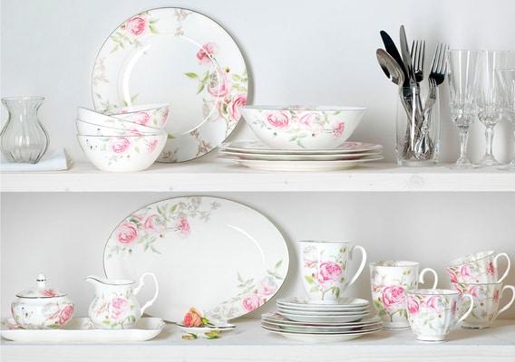 Cucina & Tavola BLOSSOM Assiette à thé