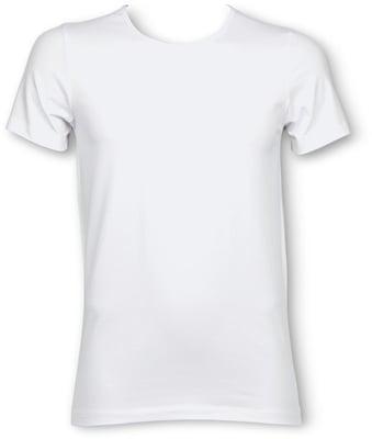 MEN'S T-SHIRT ANTIBAC bianco
