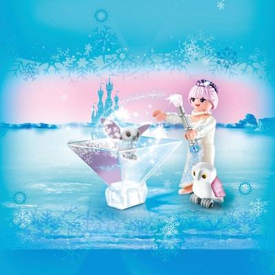 Playmobil Principessa dei fiori di ghiaccio